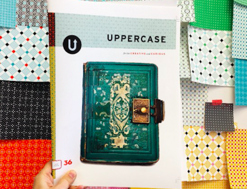 Community Feature – UPPERCASE Magazine