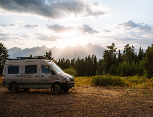 Community Feature: Moterra Campervans